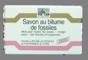 savon bitume de fossile